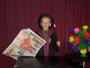 Mit BILD-Trick zum Harry Potter-Zauberer