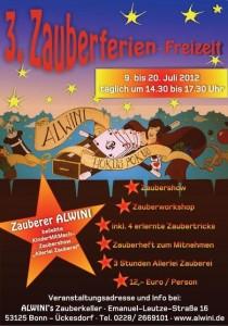 Zauberer Alwini im Zauberkeller Bonn